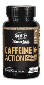 Caffeine - Cafeina 120 Cápsulas 700mg