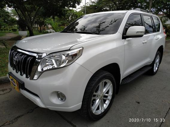 Toyota Prado Txl 2017, 16.700 Km Excelente Estado, Recibo