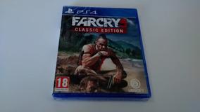 Far Cry 3 Classic Edition Ps4 Mídia Física Pronta Entrega