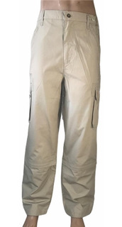 Pantalon Outdoor Nikko Mod Nj-46508 Desmontable