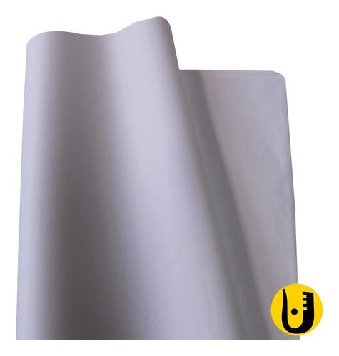 Papel De Seda 48x60 Cm Pacote Com 100 Folhas Branco