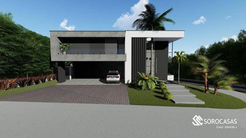 Casa À Venda, 560 M² Por R$ 3.900.000,00 - Condomínio Saint Patrick - Sorocaba/sp - Ca1785