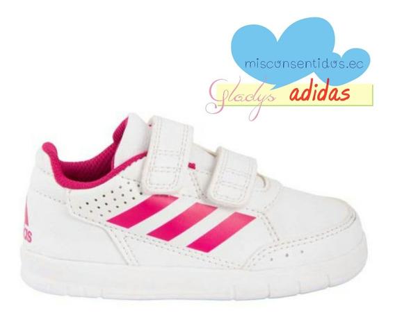 Zapatos adidas Niña Talla 6 Y 10