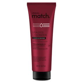 Match Shampoo Liga Dos Coloridos, 250ml