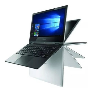 Notebook Noblex Y11w102 Plateado 11.6 Intel Atom Quad 32gb