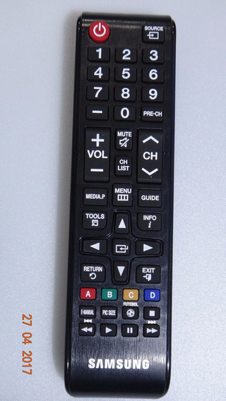 Remoto Tv Samsung Original Futebol Bn98-06045a P/ Toda Linha