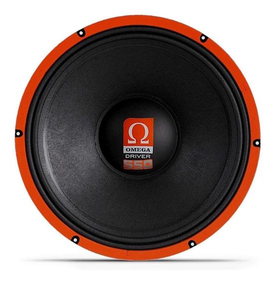 Alto-falante Omega Driver 550 Rms Es Pancadão 12 Polegadas