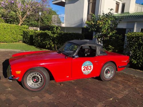 Triumph Tr 6 1975