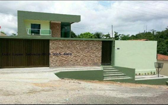 Casa Duplex Para Venda Em Teresina, Gurupi, 4 Dormitórios, 4 Suítes, 5 Banheiros, 8 Vagas - Casa Guru_2-390950