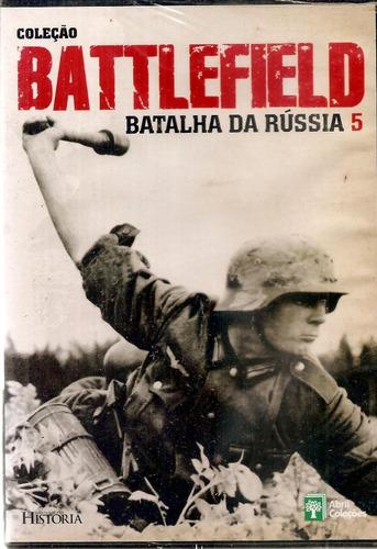 Coleção Battlefield - Batalha Da Russia 5