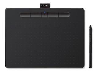 Tableta Gráfica Wacom Intuos Comfort Pen Small Tienda Ofic