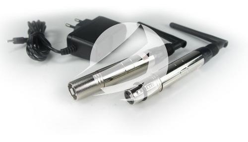 Kit C/ 8 Antenas Dmx Wireless 2,4ghz Transmissor Ou Receptor
