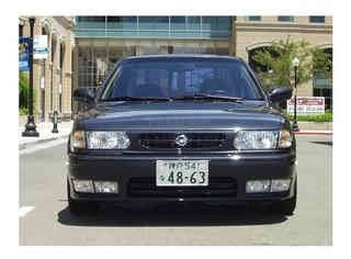 Defensa Fascia Label Original Tsuru Facia Golden Nissan Vaso