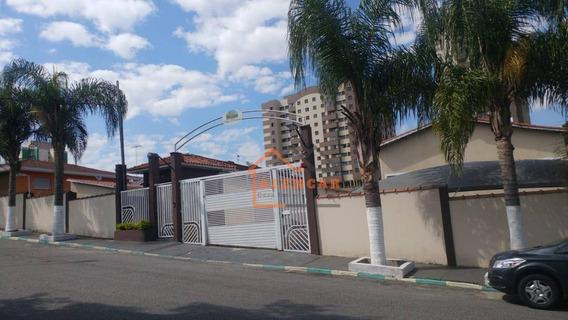 Sobrado Com 2 Dormitórios À Venda Por R$ 265.000,00 - Cidade Líder - São Paulo/sp - So0159