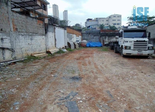 Terreno Comercial À Venda, Umuarama, Osasco - Te0552. - Te0552