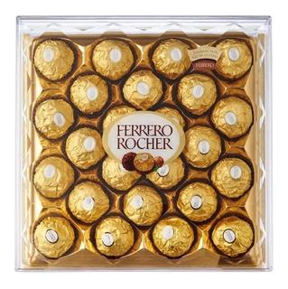 Caja Ferrero Rocher 24 Piezas