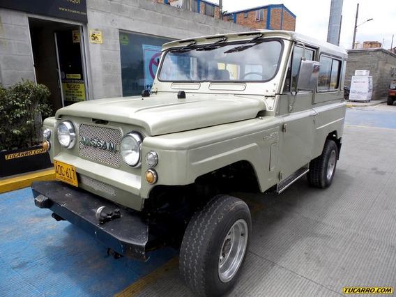 Nissan Patrol LG 61