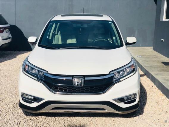 Honda Crv Ex Full 2015, Negociable 1 Año De Garantia (200mil
