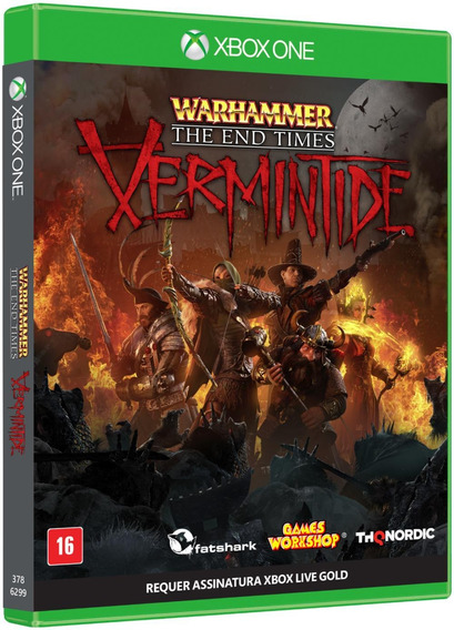 Warhammer End Times - Vermintide - Xbox One