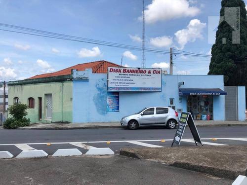 Imagem 1 de 2 de Prédio À Venda, 319 M² - Vila Arens - Jundiaí/sp - Pr0004