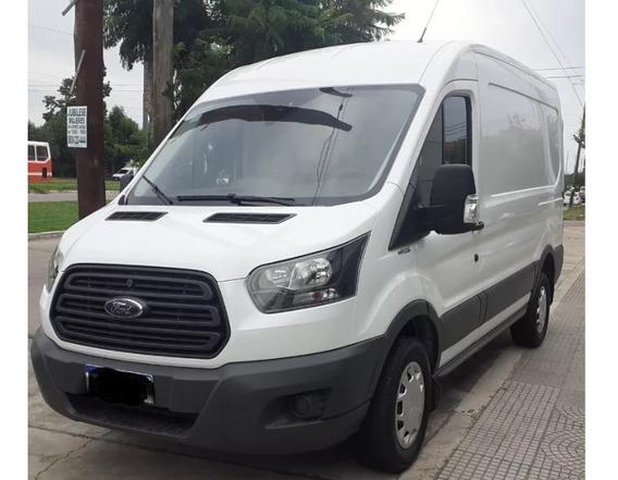 Ford Transit Mediana Patentada 2019