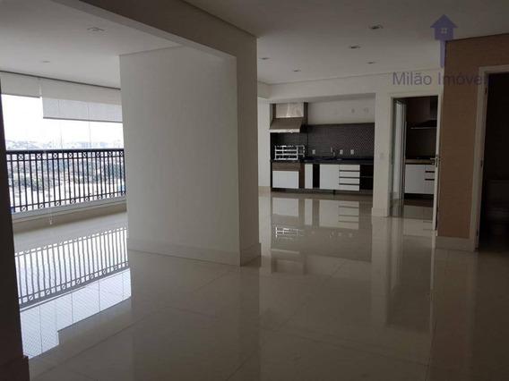 Apartamento 4 Dormitórios Para Locação, 215m², Edifício Absoluto, Jd. Portal Da Colina Em Sorocaba/sp - Ap0978