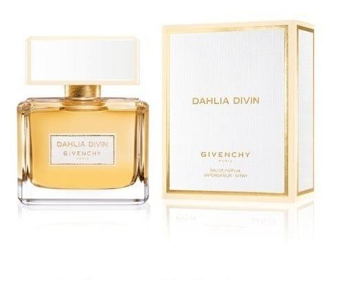 Imagen 1 de 3 de Perfume Givenchy Dahlia Divin Fem X50ml Edp