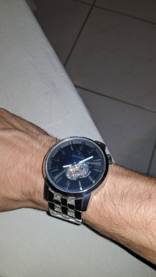Relógio Rip Curl Detroit Automático Prata Usado