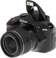 Câmera Nikon D3400 Semi Nova