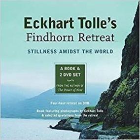 Livro Findhorn: A Book & 2 Dvd Set Eckhart Tolle