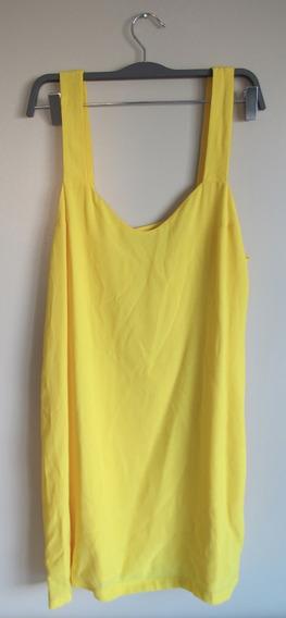 Vestido Amarillo Ay Not Dead