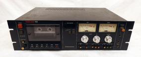 Tape Deck Tascam 112 - Clássico - Funcionando Veja Video