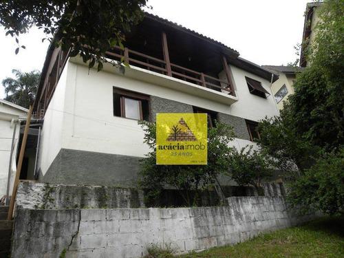 Imagem 1 de 16 de Casa Com 4 Dormitórios À Venda, 250 M² Por R$ 1.000.000,00 - Pirituba - São Paulo/sp - Ca0251