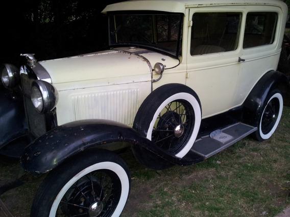 Ford A (tudor De Luxe) 1931