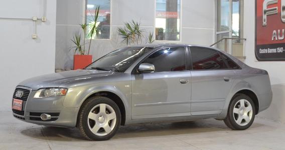 Audi A4 2.0 Turbo Diesel 2006 4 Puertas Color Gris Oscuro