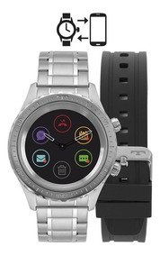Relógio Technos Masculino Connect Duo P01aa/1p Smartwatch