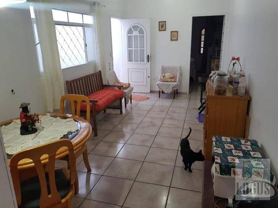 Casa Com 2 Dormitórios À Venda, 93 M² Por R$ 380.000 - Jardim Gagliardi - São Bernardo Do Campo/sp - Ca0068
