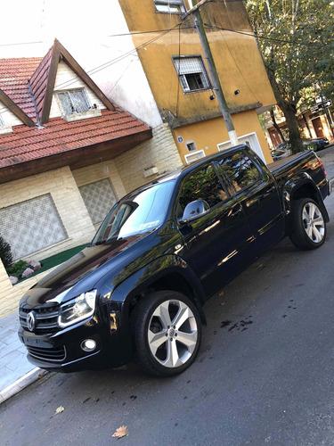 Volkswagen Amarok 2.0 Cd Tdi 4x4 Highline Cuero 1hc 2010