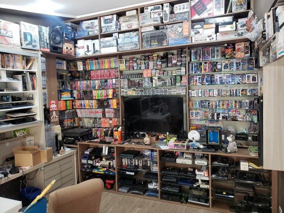 Lote De Jogos Atari 2600 - Fotos Ilustrativa - Ler Descricao