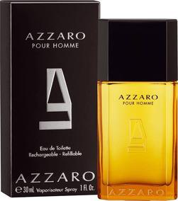 Perfume Azzaro 30ml Edt Masculino Original Com Selo Adipec