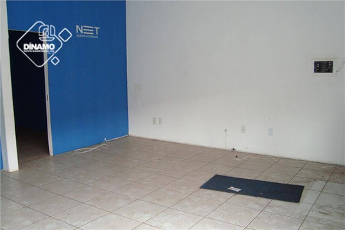 Salão  Comercial Campos Elíseos. - Sl0070