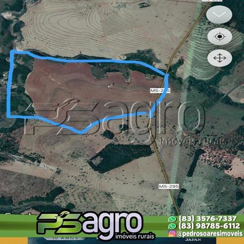 Imagem 1 de 2 de Fazenda À Venda, 29000000 M² Por R$ 75.000.000,00 - Jardim Centro Oeste - Campo Grande/ms - Fa0092