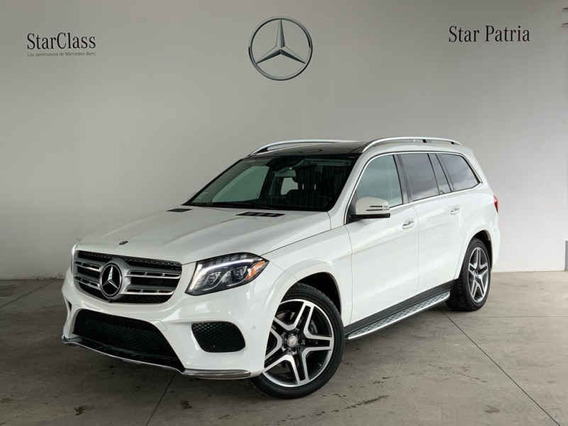 Star Patria Mercedes-benz Clase Gls 5p Gls 500 V8/4.7/t Aut