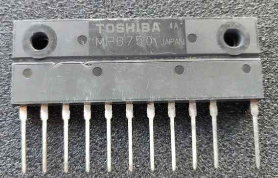 Modulo Igbt Mp6750 Toshiba #5