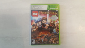 Lego - The Lord Of The Rings - Xbox 360 - Semi-novo