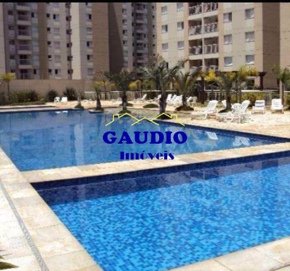 Alugo Lindo Apartamento 72 M² C 3 Dorms - Lazer Completo- 1 Vaga De Garagem - 794