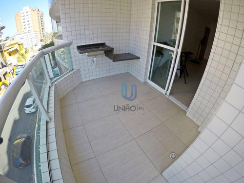 Imagem 1 de 20 de Apartamento Com 2 Dormitórios À Venda, 73 M² Por R$ 381.000,00 - Caiçara - Praia Grande/sp - Ap0234
