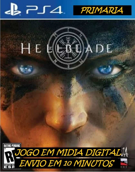 Hellblade Senuas Sacrifice Ps4 Original 1º + Garantia Vip