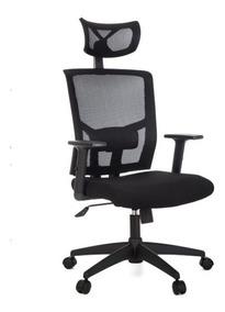 Cadeira Poltrona Presidente Blumeimport Anm312p Encosto Tela