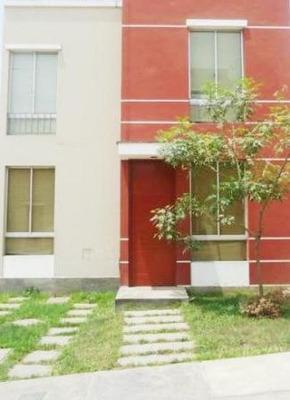 Casa En Villa Club2 De 3 Pisos 3 Dormitorios Frente A Parque